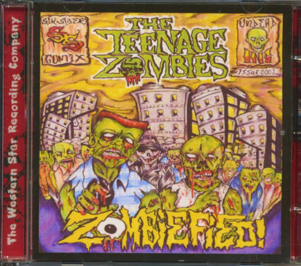 Zombiefied! (CD)