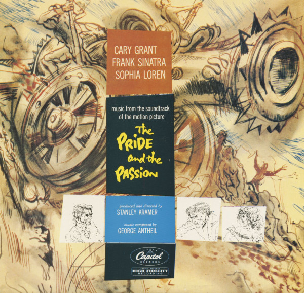 The Pride And The Passion - Soundtrack (LP)