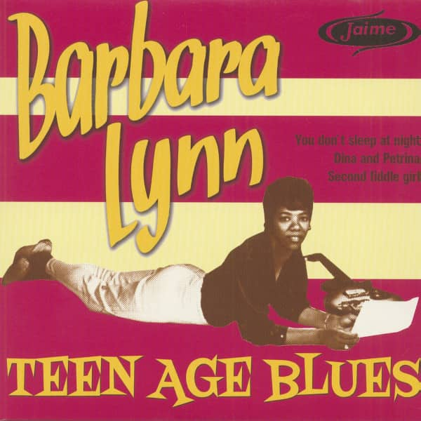 Teenage Blues 7inch, 45rpm, PS, EP