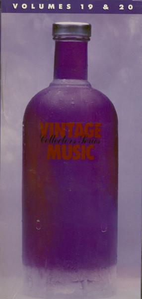 Vintage Music Vol.19 & 20 (CD)