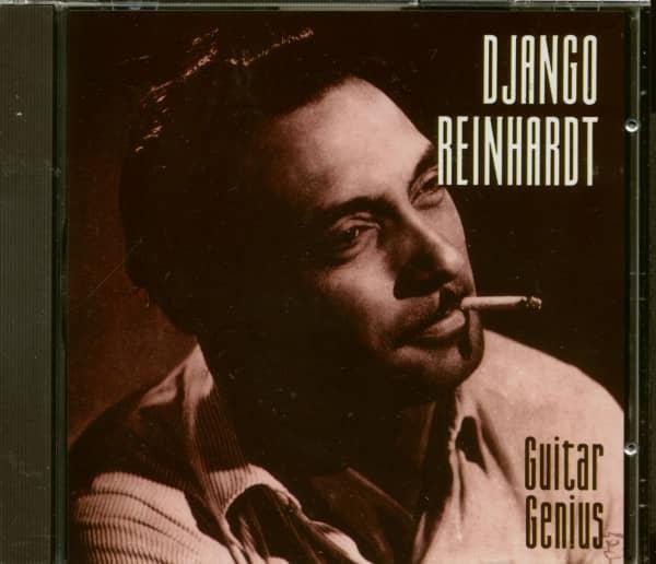 Guitar Genius (CD)