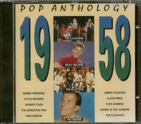 Pop Anthology 1958 (CD)
