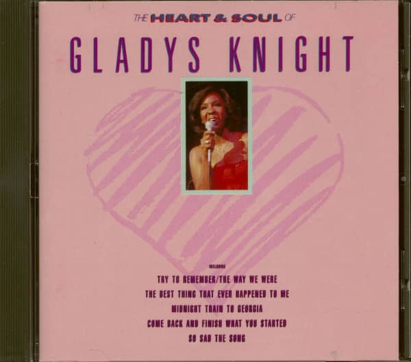 The Heart & Soul Of Gladys Knight (CD)
