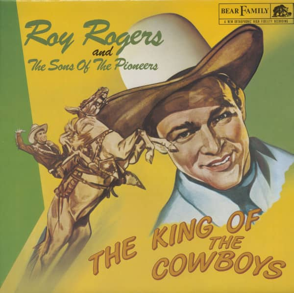 The King Of The Cowboys (Vinyl)