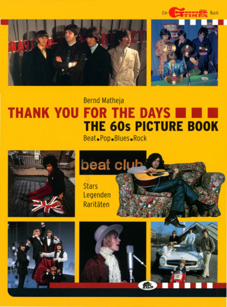 Thank You For The Days ... - Bernd Matheja
