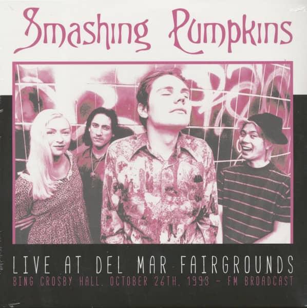 Live At Del Mar Fairgrounds, 1993 (2-LP)