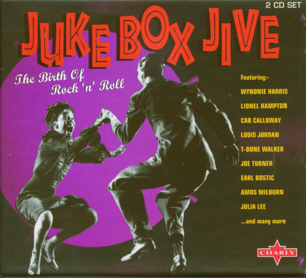 Jukebox Jive - The Birth Of Rock'n'Roll (2-CD)