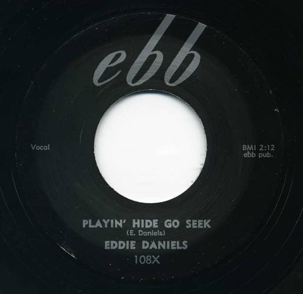 Playin' Hide Go Seek - Whoa-Whoa Baby 7inch, 45rpm
