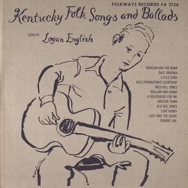 Kentucky Folk Songs And Ballads