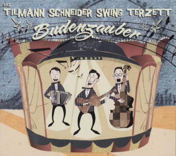 Budenzauber - Tilmann Schneider Swing Terzett