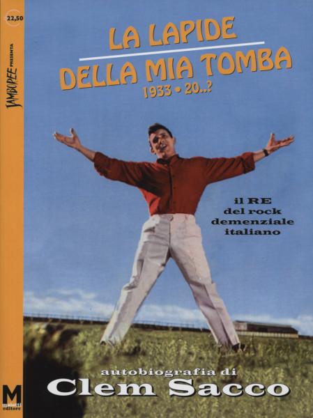 M.Maiotti: La Lapide Della Mia Tomba