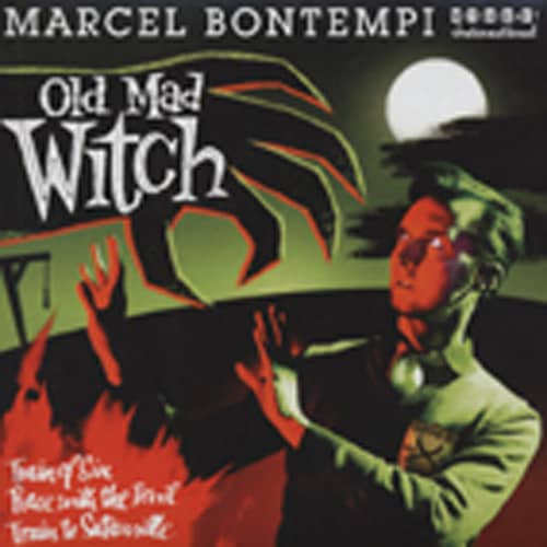 Old Mad Witch 7inch, 45rpm, EP, PS