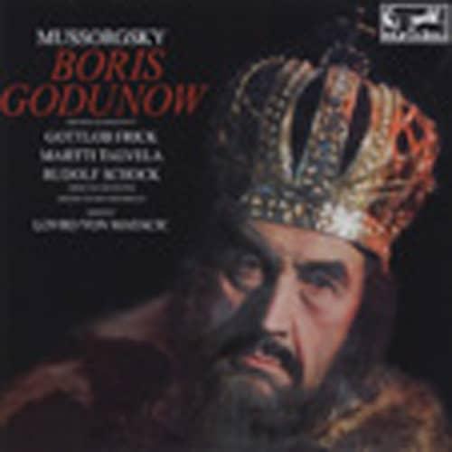Boris Gudonow 1965 (G.Frick - M.Talvela - R.Schoc