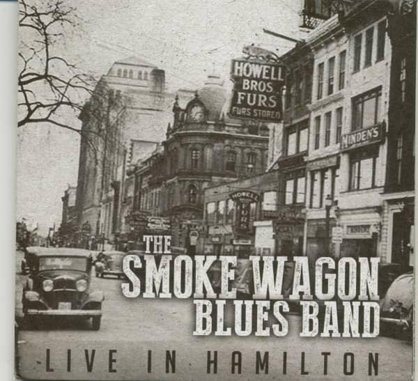 Live In Hamilton (CD)