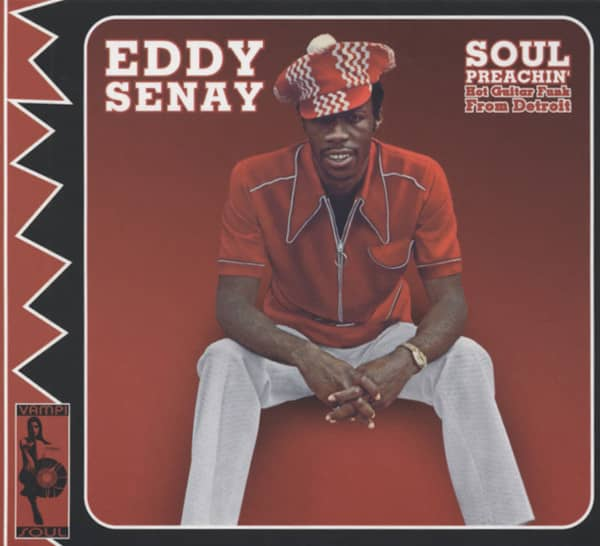 Soul Preachin' - Hot Guitar Funk From Detroit