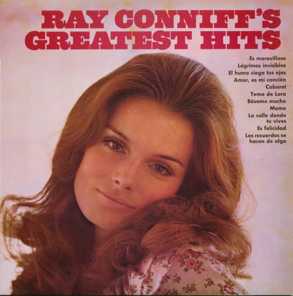 Ray Conniff's Greatest Hits (LP)
