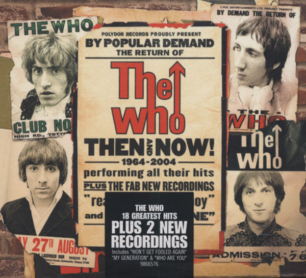 Then And Now...plus (Deluxe Edition)