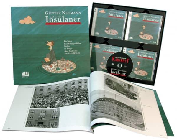 Günter Neumann und seine Insulaner (8-CD Box)