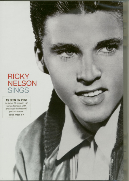 Ricky Nelson Sings (DVD) US