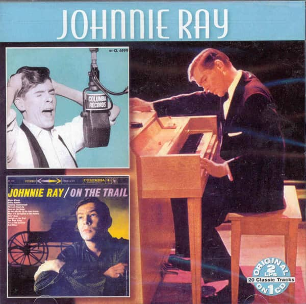 Johnnie Ray - On The Trail