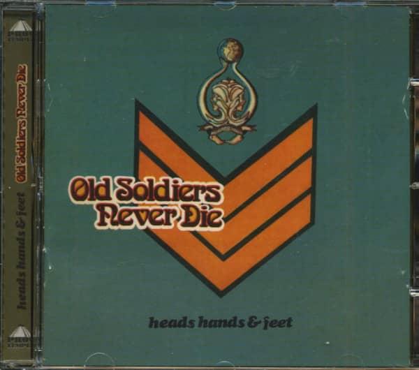 Old Soldiers Never Die (CD)