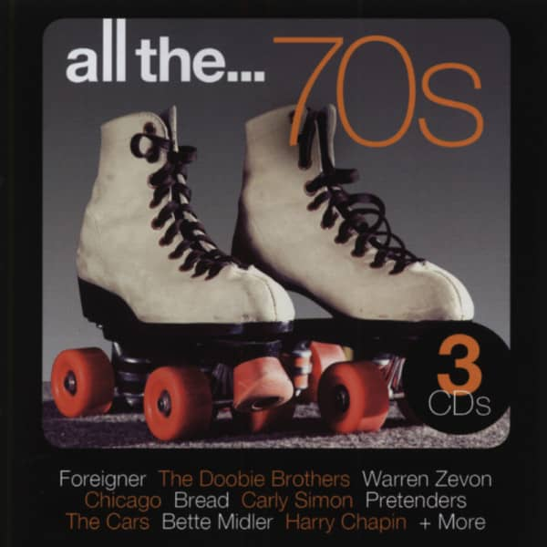 70s - All The 70s (3-CD)