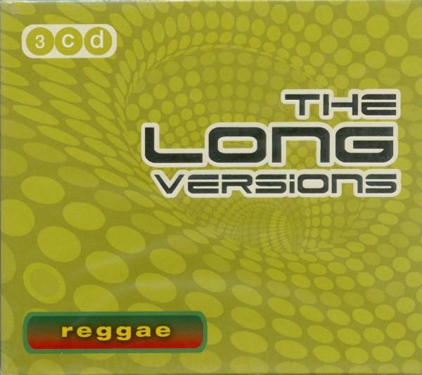 Long Version - Reggae (3-CD)