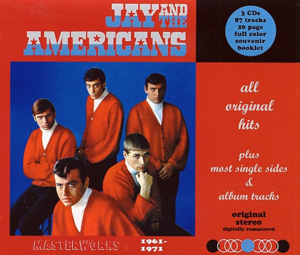 Masterworks 1961-1971 (3-CD)