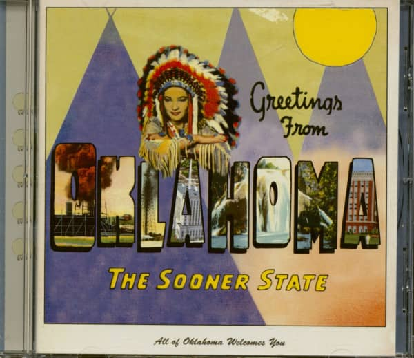 Greetings From Oklahoma (CD)