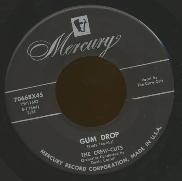 Gum Drop - Present Arms (7inch, 45rpm, BC)