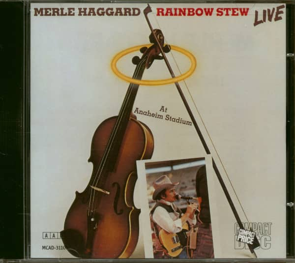 Rainbow Stew, Live At Anaheim Stadium (CD)