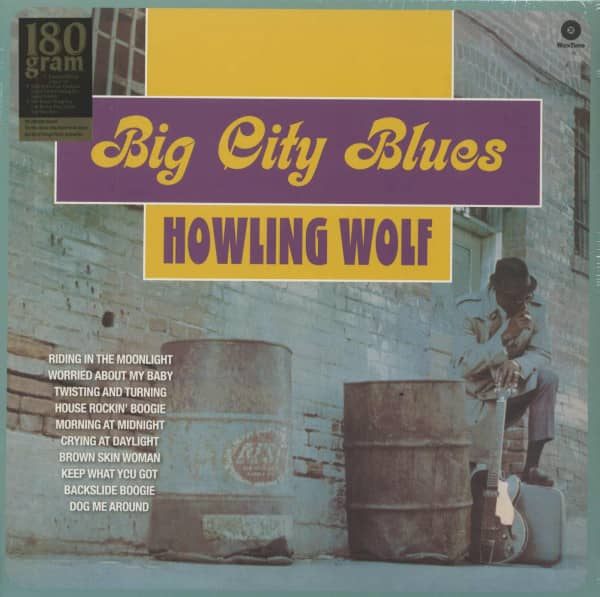 Big City Blues (LP, 180g Vinyl)