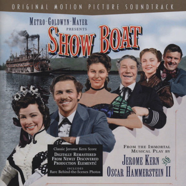 Show Boat (1951) - Original Soundtrack