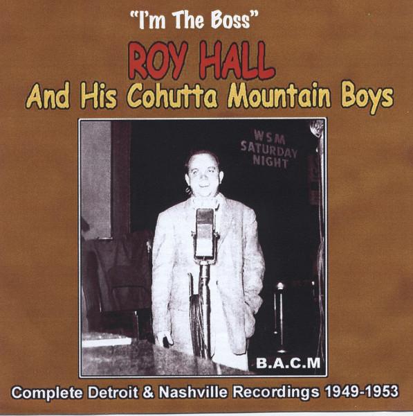 Complete Detroit & Nashville Recordings 1949-53