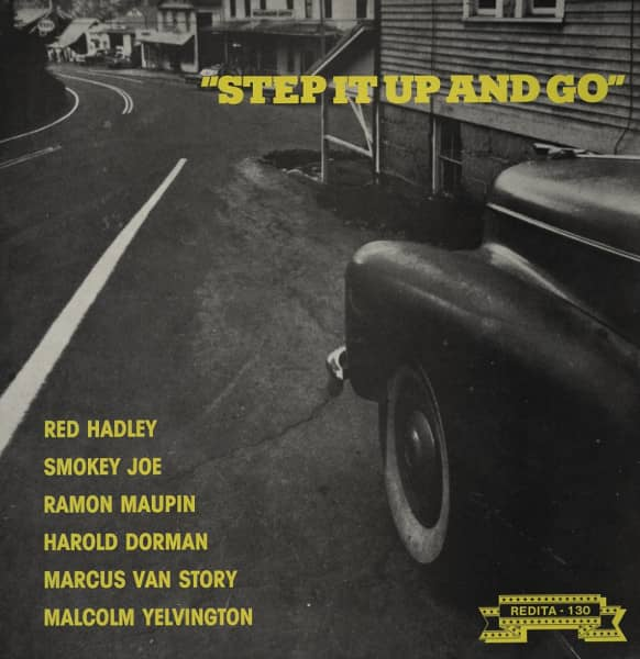 Step It Up And Go - Memphis Rockabilly