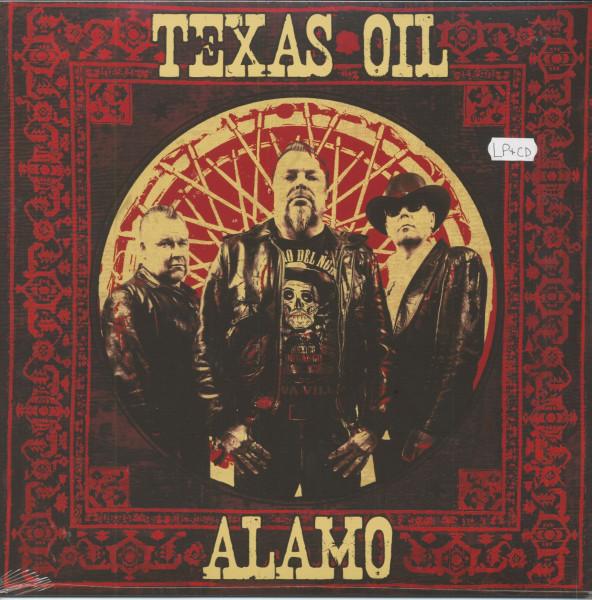 Alamo (LP & CD)