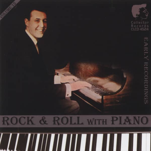 Vol.15, Rock & Roll With Piano