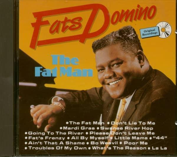 The Fat Man (CD)