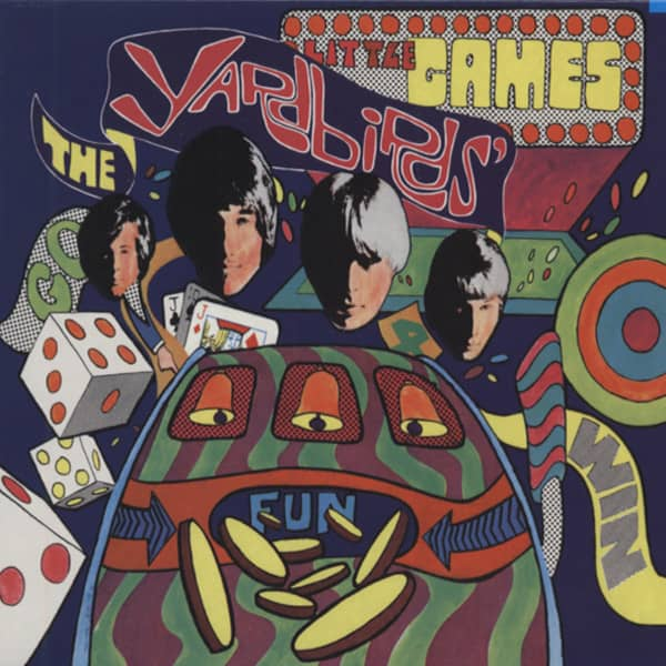 Little Games (1967) Mono - 180g Vinyl
