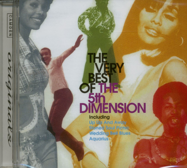 The Very Best Of The 5th Dimension (CD)