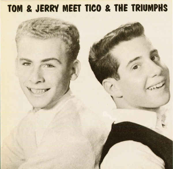 Tom & Jerry Meet Tico & The Triumphs (LP)