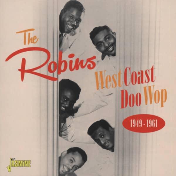 West Coast Doo Wop (2-CD)