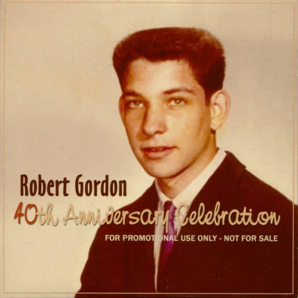 40th Anniversary Celebration - Sampler (CD)
