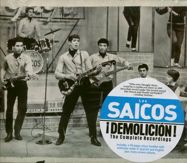 Demolicion! - The Complete Recordings (CD)