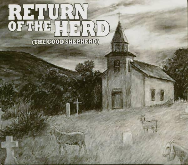 Return Of The Herd (The Good Shepherd) (CD)