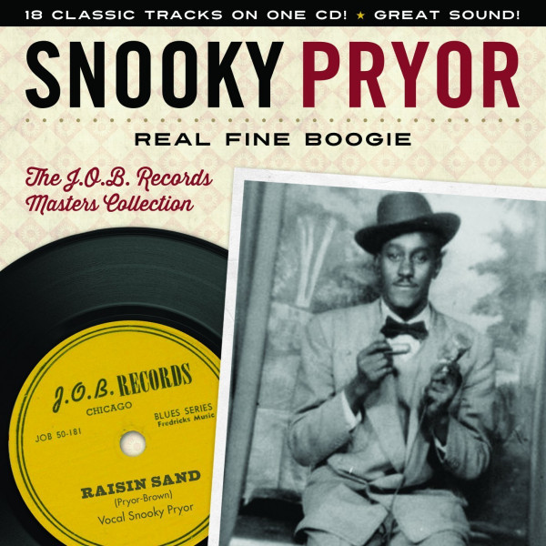 Real Fine Boogie - The J.O.B. Records Masters Collection