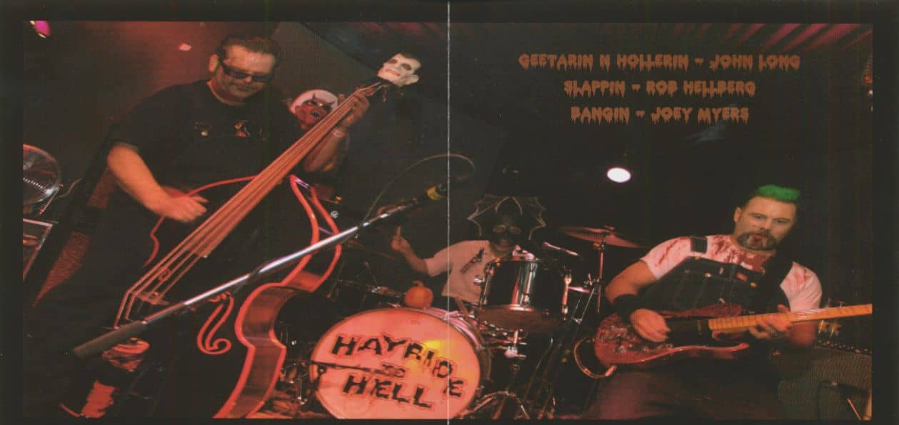 Hayride To Hell... And Back — Hayride to Hell | Last.fm