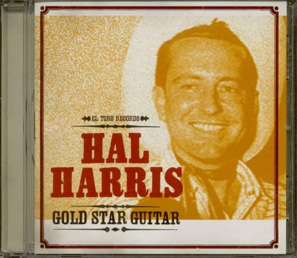 Gold Star Guitar (CD)