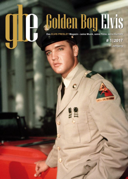 Golden Boy Elvis - Fachmagazin 1-2017