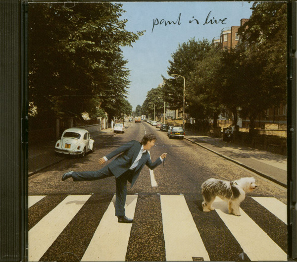Paul Is Live (CD)